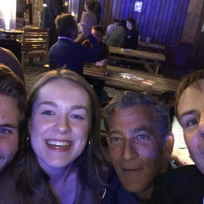 #ScottTheNonBeleiver #AmeliaTheBeliever and #MitchTheCanadian (16 August) 2018