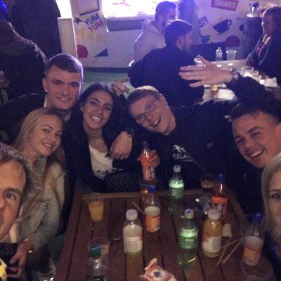 Leigh, Emily & Friends (11 August) 2018