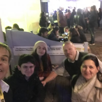 Graham the Taxi Driver & Family (23 August) 2018