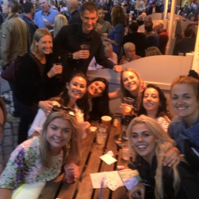 The Dublin Girls & @annacliffcomedy (16 August 2019)