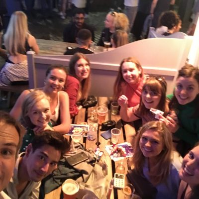 The fake Scot and the Londoners (3 August 2019)