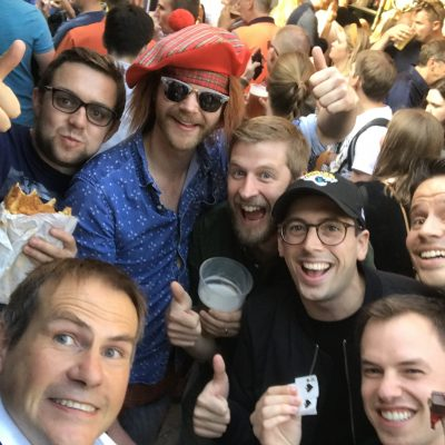 Lads @ The Fringe (3 August 2019)