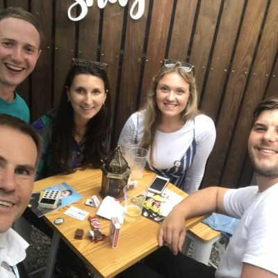 Fringe Virgin's with Jim (2 August 2019)